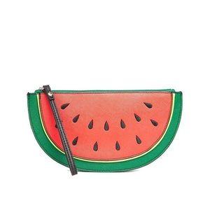 New Look Watermelon Clutch Bag